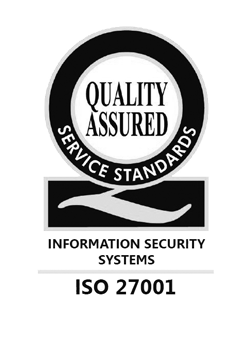 Zertifikat ISO 27001